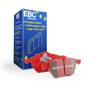 EBC Brakes Redstuff Rear Brake Pads For 04-09 Mini Cooper