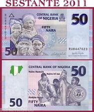 NIGERIA   -    50 NAIRA 2007   -    P 35b   -   FDS / UNC