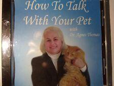 LEARN ANIMAL COMMUNICATION CD PET PSYCHIC COMMUNICATOR