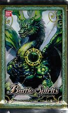 BATTLE SPIRITS TRADING CARD GAME ASCENSION OF DRAGONS BOOSTER PACK *CCG*