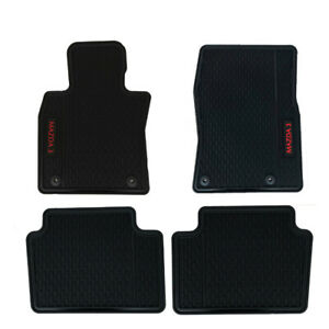 Floor mats for cars Set of All weather OEM Mazda 3 2019-2021