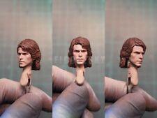 Painted Service 1/12 Anakin Skywalker Darth Vader Star Wars Head Sculpt 6 SHF