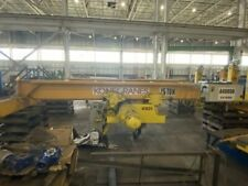Kone 15 Ton 20 Overhead Power Bridge Crane With Hoist