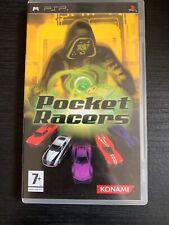 Pocket Racer Sony PSP Video Game