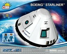 COBI Boeing CST-100 Starliner / 26263 / 226 pcs blocks capsule CST 100 Spacecraf