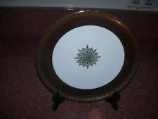 HUTSCHENREUTHER HOHENBERG CM PLATE GERMANY