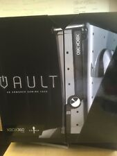 Xbox 360 Slim * Calibur 11 3D Armored Gaming Console Vault Case Boîtier New BOXED