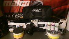 GMC Dual Action DAS Polisher 8 Heads X3 Cutting Compounds WATCH THE VIDEO!
