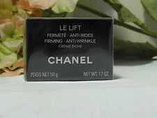Chanel Le Lift Firming-Anti-Wrinkle Creme Riche 1.7 Fl Oz *Nib*Sealed*