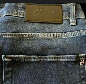 BRIONI Jeans_Brad Pitt Kollection_Slim Leg_Gr:38_Topzustand