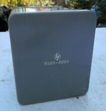 9100-0050 Tube amplifier power transformer HP Nice hewlett packard #4