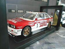 BMW M3 E30 Gr.A Rallye Prodrive #1 Beguin Bastos 1988 Tour Corse IXO NEU 1:18