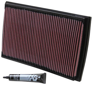 K&N AIR FILTER FOR VOLVO S60 2.0 2001-2009 33-2176