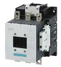 Siemens 3Rt10556af36 Iec Magnetic Contactor, 3 Poles, 110 To 127V Ac/Dc, 150 A,