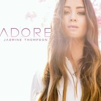 JASMINE THOMPSON - ADORE (2-TRACK)  CD SINGLE NEU