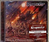 Rhapsody - Rain Of A Thousand Flames  Korea Import New Sealed CD