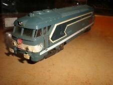 Jouef 1/87 HO SNCF Diesellok 67001  Bastlerlok !!!     Gebraucht ohne OKT