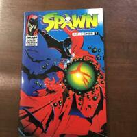 Dengeki American Comics: Spawn No. 1 Japanese language collection of Spawn #1 t