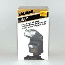 Kalimar AFZ Auto Focus Infra-Red Dedicated TTL Flash. Dedicated to Canon EOS NEW