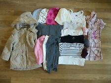 Bekleidungs-Paket, Mädchen Gr. 92/104, Winter, gebraucht