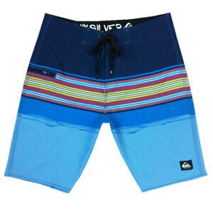 QUIKSILVER Surf Shorts Mens Board Shorts Pantalones Cortos De Playa Hombre 30-38