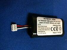 Hitech USA(Japan Yuasa2.4v1650mAh)for Intermec/Honeywell TRAKKER T2090 BT17790-1