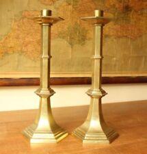 Candlesticks/Candelabra Original Post - 1940 Collectable Brass Metalware