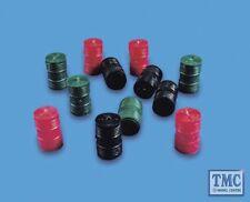 5067 Modelscene OO/HO Gauge Oil Drums Pack of 12
