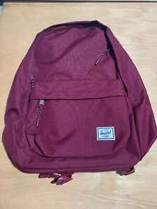 Herschel Backpacks Classic Backpack Classics Coll. Windsor Wine Burgundy
