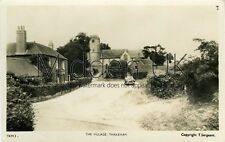 RB423 Early RP POSTCARD Village of Thakeham, Pulborough (near Storrington)