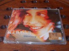 ALANIS MORISSETTE - EVERYTHING  4Tr.  Cd Single ..... New