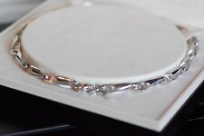 Montblanc Necklace Sterling Silver 925
