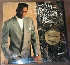 "Sealed BOBBY BROWN Don't Be Cruel JAPAN CD 10"" BOX MVCZ-1 w/STICKER-OBI Free S&H"