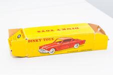 Dinky Toys Boite Vide Studebaker Commander 24Y No Solido No Marklin No Tekno