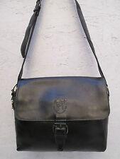 Magnifique sac à main  MILLY cuir (T)BEG  bag vintage