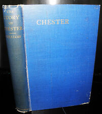 ** The story of Cheshire, James Williams, 1907, Hardback vintage