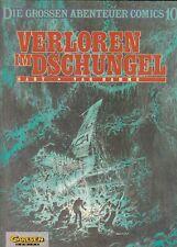 DIE GROSSEN ABENTEUER COMICS # 10 - DANY / van HAMME - CARLSEN 1992 - TOP
