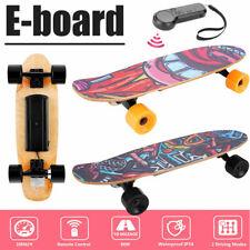 E Skateboard Elektrisches Skateboard 350W Miniboard Elektro Skateboard 20km/h DE