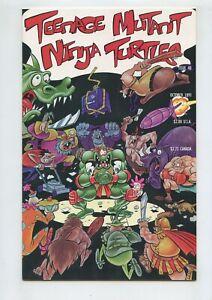 Teenage Mutant Ninja Turtles #40 (1991) High Grade NM 9.4