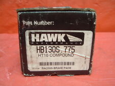 Hawk HB130S775 HT10 brake pads Brembo Wilwood Integra IP Performance Friction