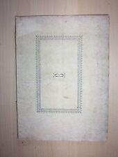 1823-FAENZA-GUCCI Conte GIOVANNI-ANNA BONTADOSI SILVESTRI