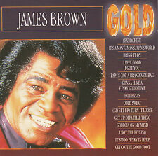 CD 14T JAMES BROWN COLLECTION GOLD BEST OF 1995