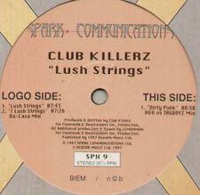 CLUB KILLERZ - lush strings - Spark Communications