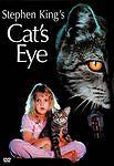 Cat's Eye (DVD, 2002) Stephen King