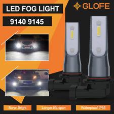 9005 1860SMD LED 6000K Super White Fog Light Driving DRL Bulbs Daytime Running