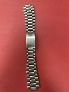 Authentic Rare Vintage Omega Diver Stainless Swiss  Watch SS bracelet 1170 R2