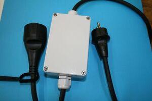 Anlaufstrombegrenzer 7776, 3600W, 16-40A, Strombegrenzer, Spannungssteller