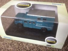 Oxford Diecast 76TK Bedford TK British Rail Crew Bus - OO Gauge - 1/76 - NEW