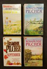 Rosamunde pilcher 4 book bundle collection under Gemini September (0)