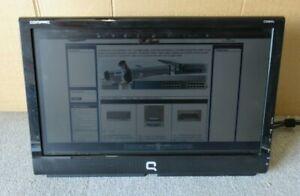 "Compaq CQ1859s 570719-001 18.5"" LCD TFT Diagonal Widescreen Monitor Speakers VGA"